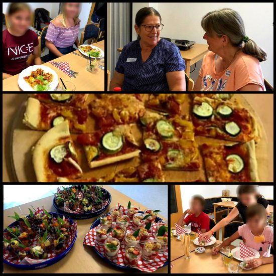 Ferienprogramm – Italienisch Kochen mit den Landfrauen