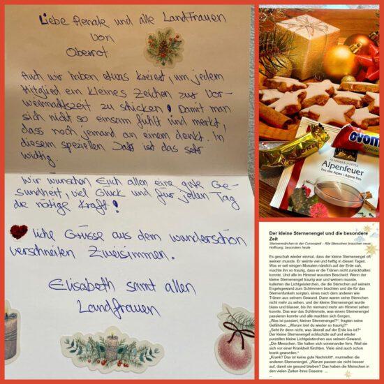 Liebe Grüße aus der Schweiz
